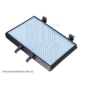 Filter, Innenraumluft Länge: 224,5mm, Breite: 206,0mm, Höhe: 33mm mit OEM-Nummer MR360889