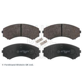 Brake Pad Set, disc brake Article № ADC44261 £ 150,00