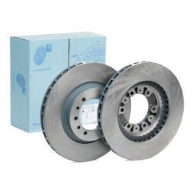 Brake Disc Brake Disc Thickness: 24mm, Ø: 276,0mm with OEM Number MB928697