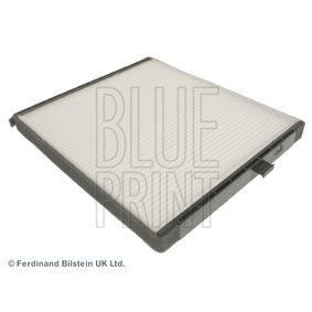Filtro, aire habitáculo Long.: 247mm, Ancho: 210,0mm, Altura: 19mm con OEM número EC96539649
