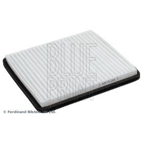 Filter, Innenraumluft Länge: 216mm, Breite: 200,0mm, Höhe: 20mm mit OEM-Nummer 95947238