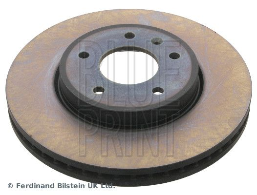 BLUE PRINT  ADG043126 Brake Disc Brake Disc Thickness: 29mm, Ø: 296,0mm