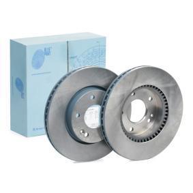 Brake Disc Brake Disc Thickness: 26mm, Ø: 280,0mm with OEM Number 51712-1H000