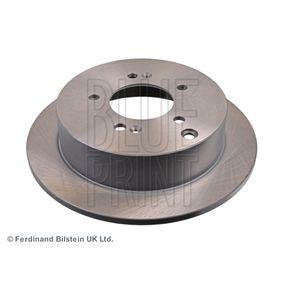 Bremsscheibe Bremsscheibendicke: 10,4mm, Ø: 284,0mm mit OEM-Nummer 58411 3A300