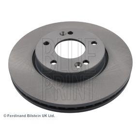 Bremsscheibe Bremsscheibendicke: 26mm, Ø: 280,0mm mit OEM-Nummer 517121F300