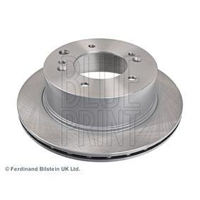 2011 KIA Sorento jc 2.5 CRDi Brake Disc ADG04369