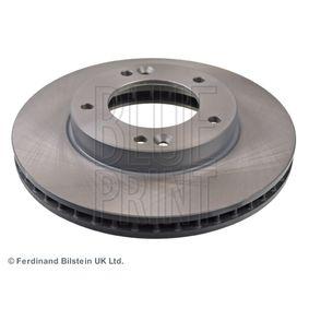 Brake Disc ADG04390 SORENTO 1 (JC) 3.5 MY 2006