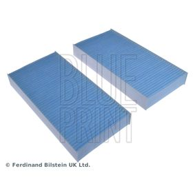 Filter set, cabin air with OEM Number 80292 S6M 901