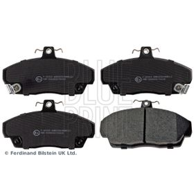 Brake Pad Set, disc brake Width: 68,5mm, Thickness 1: 16,9mm with OEM Number 45022SK3E00