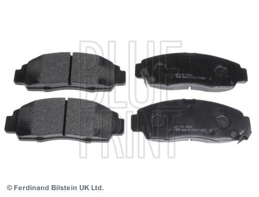 BLUE PRINT  ADH24263 Brake Pad Set, disc brake Width: 60,0mm, Thickness 1: 18mm