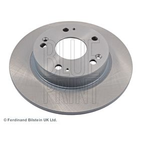 Brake Disc ADH243100 CIVIC 8 Hatchback (FN, FK) 2.0 i-VTEC Type R (FN2) MY 2010