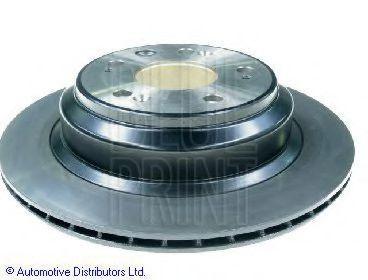 BLUE PRINT  ADH243101C Brake Disc Brake Disc Thickness: 16mm, Rim: 5-Hole, Ø: 304mm