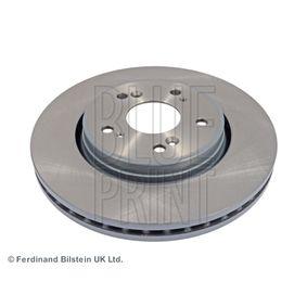 Brake Disc Brake Disc Thickness: 28mm, Ø: 293,0mm with OEM Number 45251 SWWG01