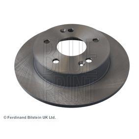 Bremsscheibe Bremsscheibendicke: 9mm, Ø: 260,0mm mit OEM-Nummer 42510-S87-A00
