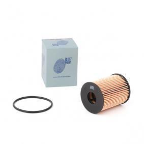 Filtro olio (ADK82104) per per Filtro Olio FIAT GRANDE PUNTO (199) 1.3 D Multijet dal Anno 10.2005 75 CV di BLUE PRINT