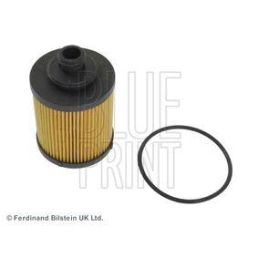 Filtro olio (ADK82106) per per Filtro Olio FIAT GRANDE PUNTO (199) 1.3 D Multijet dal Anno 10.2005 75 CV di BLUE PRINT