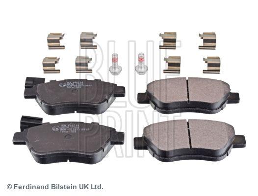 BLUE PRINT  ADL144214 Bremsbelagsatz, Scheibenbremse Breite: 53,1mm, Dicke/Stärke 1: 17mm