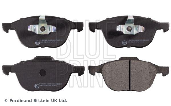 BLUE PRINT  ADM54282 Bremsbelagsatz, Scheibenbremse Breite: 67,2mm, Breite: 62,5mm, Dicke/Stärke 1: 17,8mm