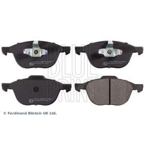 Bremsbelagsatz, Scheibenbremse Breite: 62,5, 67,2mm, Dicke/Stärke 1: 17,8mm mit OEM-Nummer 3M512K021-AA