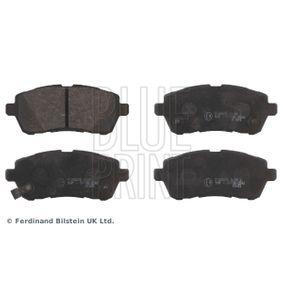 Bremsbelagsatz, Scheibenbremse Breite: 51,7mm, Dicke/Stärke 1: 16,5mm mit OEM-Nummer 24285