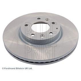 Bremsscheibe Bremsscheibendicke: 25mm, Lochanzahl: 5, Ø: 299,0mm mit OEM-Nummer G33Y-3325X