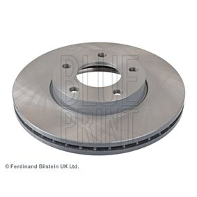Brake Disc Brake Disc Thickness: 25mm, Ø: 278,0mm with OEM Number C24Y-33-25XC 9A
