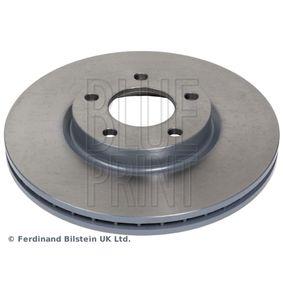 Brake Disc Brake Disc Thickness: 25mm, Ø: 300,0mm with OEM Number C26Y 33 25XB