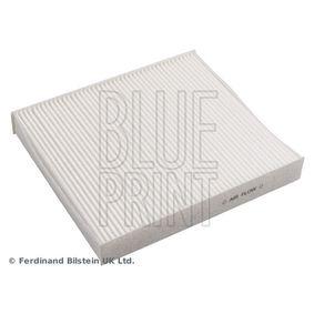 Nissan Almera Tino 2.2dCi Innenraumfilter BLUE PRINT ADN12501 (2.2 dCi Diesel 2006 YD22DDT)