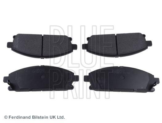 BLUE PRINT  ADN142123 Bremsbelagsatz, Scheibenbremse Breite: 56,3mm, Dicke/Stärke 1: 16,5mm
