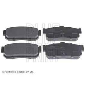 Bremsbelagsatz, Scheibenbremse Breite: 46,7mm, Dicke/Stärke 1: 16,3mm mit OEM-Nummer 44060 5M490