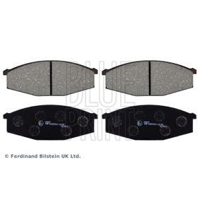 Nissan Patrol GR Y60 2.8TD (Y60A) Bremsbeläge BLUE PRINT ADN14248 (2.8TD (Y60A) Diesel 1997 RD28T)