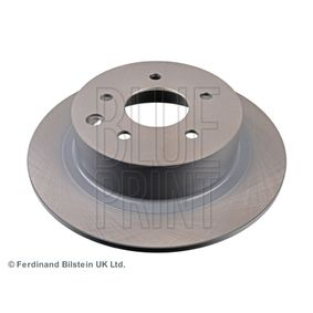 Brake Disc ADN143127 Qashqai / Qashqai +2 I (J10, NJ10) 1.6 dCi MY 2011
