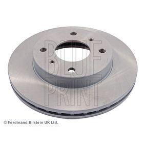 Bremsscheibe Bremsscheibendicke: 22mm, Ø: 256,0mm mit OEM-Nummer 4020 671 E06
