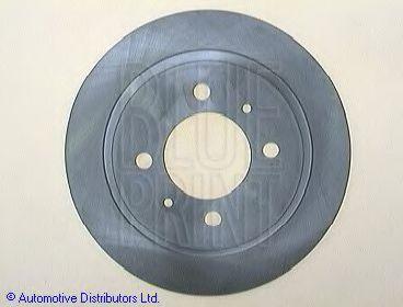 BLUE PRINT  ADN14377 Bremsscheibe Bremsscheibendicke: 7mm, Felge: 4-loch, Ø: 234mm