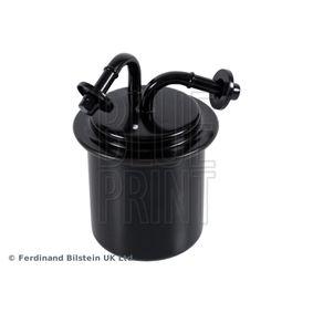 Kraftstofffilter Höhe: 89mm mit OEM-Nummer 42072-PA010