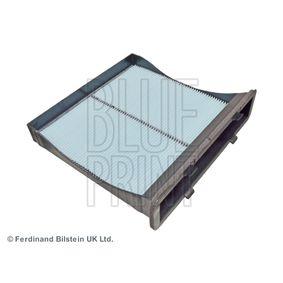 Filter, Innenraumluft ADS72504 IMPREZA Schrägheck (GR, GH, G3) 2.5 WRX STI AWD (GRF) Bj 2011