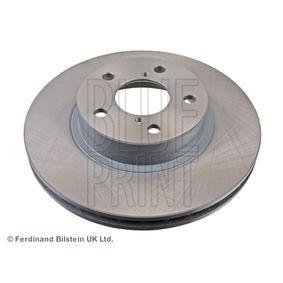 Bremsscheibe Bremsscheibendicke: 24mm, Lochanzahl: 5, Ø: 260,0mm mit OEM-Nummer 26300 AE040