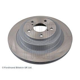 Bremsscheibe Bremsscheibendicke: 18mm, Ø: 290,0mm mit OEM-Nummer 26700AE081