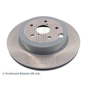 Bremsscheibe Bremsscheibendicke: 20mm, Ø: 316,0mm mit OEM-Nummer 26700 FG010