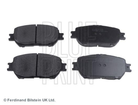 BLUE PRINT  ADT342130 Bremsbelagsatz, Scheibenbremse Breite: 58,1mm, Dicke/Stärke 1: 17mm