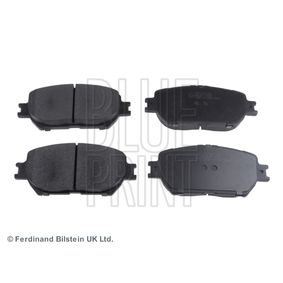 Bremsbelagsatz, Scheibenbremse Breite: 58,1mm, Dicke/Stärke 1: 17mm mit OEM-Nummer 0446533320