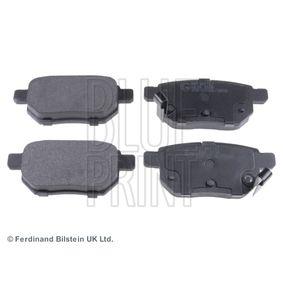 Brake Pad Set, disc brake Article № ADT342167 £ 140,00