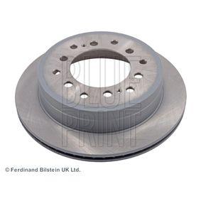 Disque de frein Épaisseur du disque de frein: 18mm, Ø: 312,0mm avec OEM numéro 42431 60 270