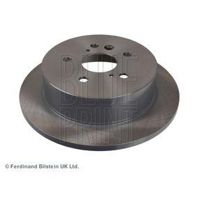Bremsscheibe Bremsscheibendicke: 12mm, Ø: 291,0mm mit OEM-Nummer 42431-28090