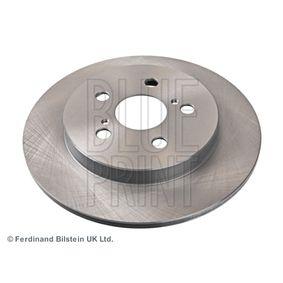 Bremsscheibe Bremsscheibendicke: 9mm, Lochanzahl: 5, Ø: 259,0mm mit OEM-Nummer 42431 02250