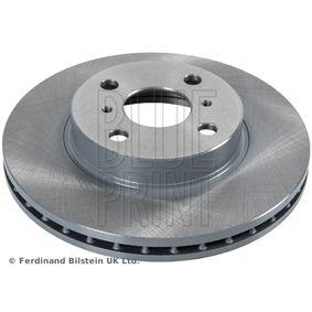 Bremsscheibe Bremsscheibendicke: 22mm, Ø: 255,0mm mit OEM-Nummer 43512 12 550