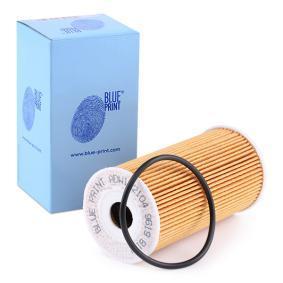 Oil Filter Ø: 58,0mm, Inner Diameter: 18,0mm, Height: 111,5mm with OEM Number 626 184 00 00