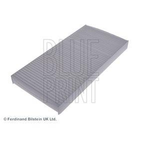 Filter, Innenraumluft Länge: 329mm, Breite: 164,0mm, Höhe: 30mm mit OEM-Nummer 93 172 299