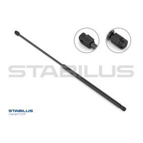 STABILUS  9272DM Heckklappendämpfer / Gasfeder Länge: 266mm, Hub: 89mm