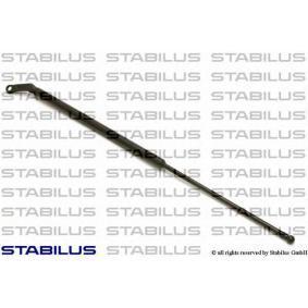 Heckklappendämpfer / Gasfeder Länge: 725,5mm, Hub: 258mm, Länge: 725,5mm mit OEM-Nummer 51248149328